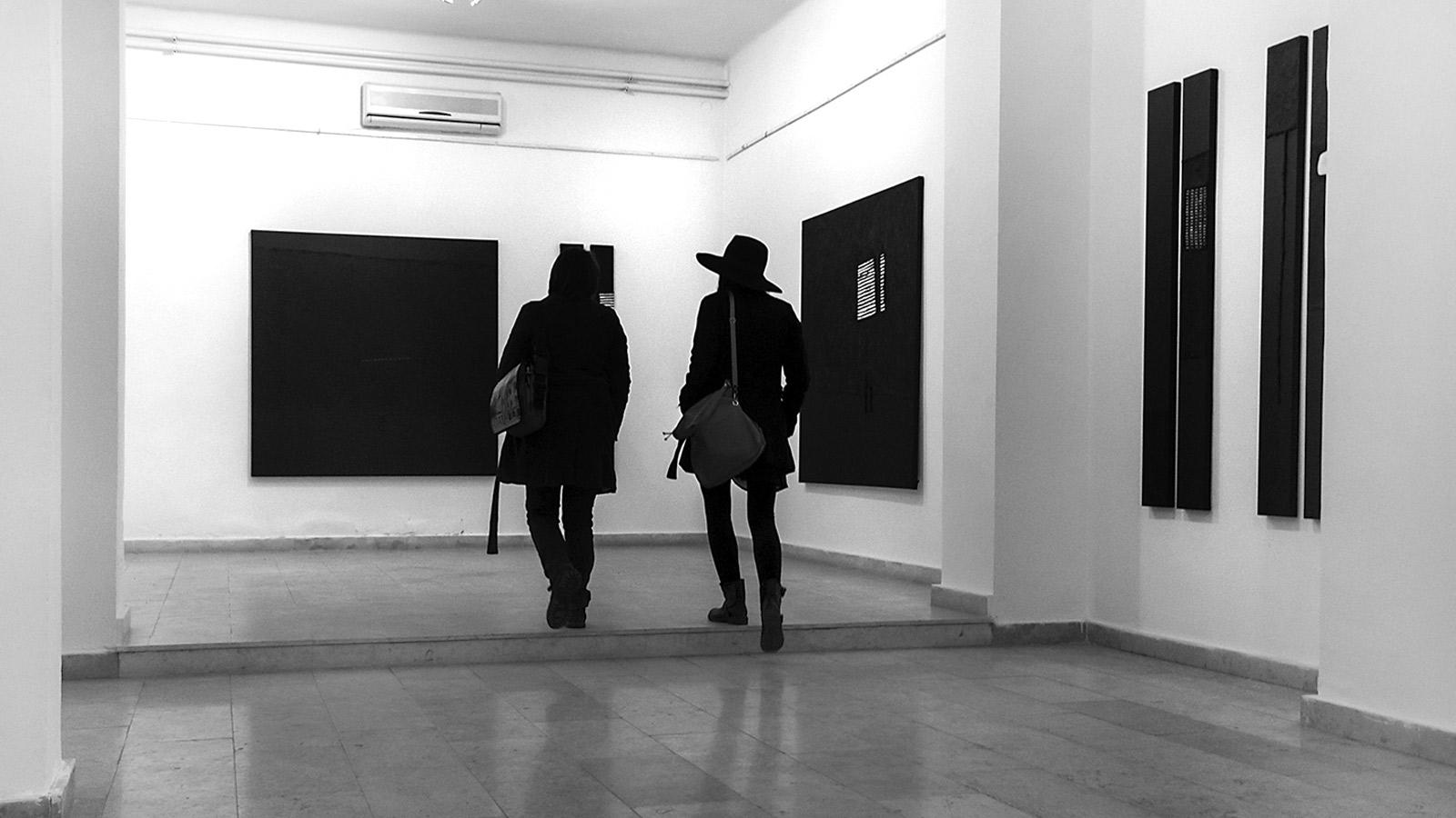 goran despotovski, painting, rezonanta