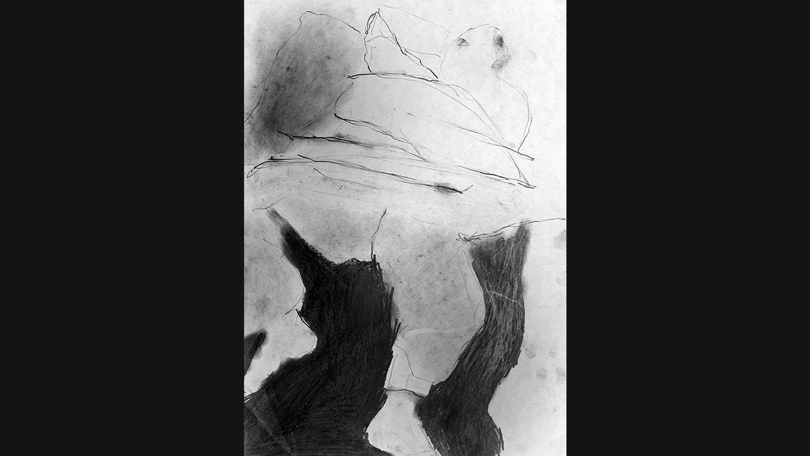 goran despotovski, room, drawings