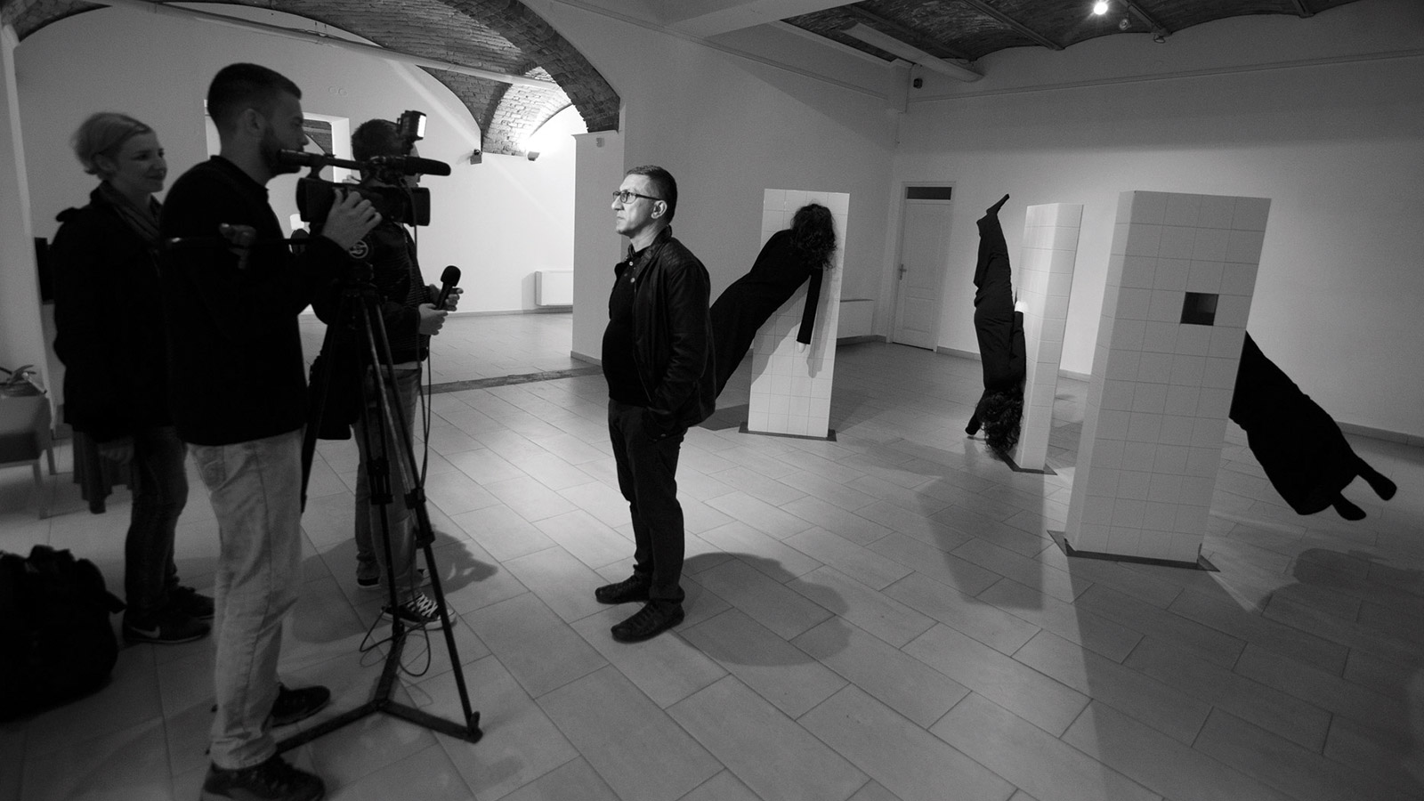 Goran Despotovski-The Gallery Of Contemporary Art, Pančevo 2017